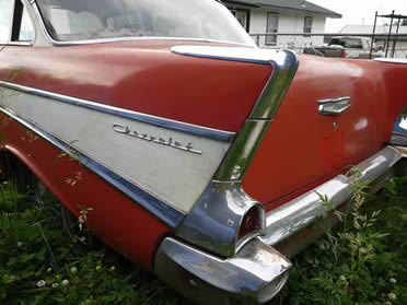 Detail picture of a Chevrolet